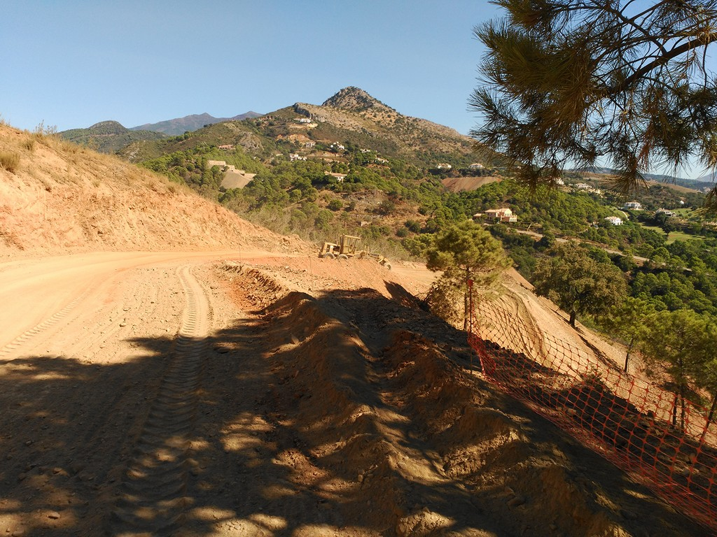 Marbella Club Hills Construction Progress
