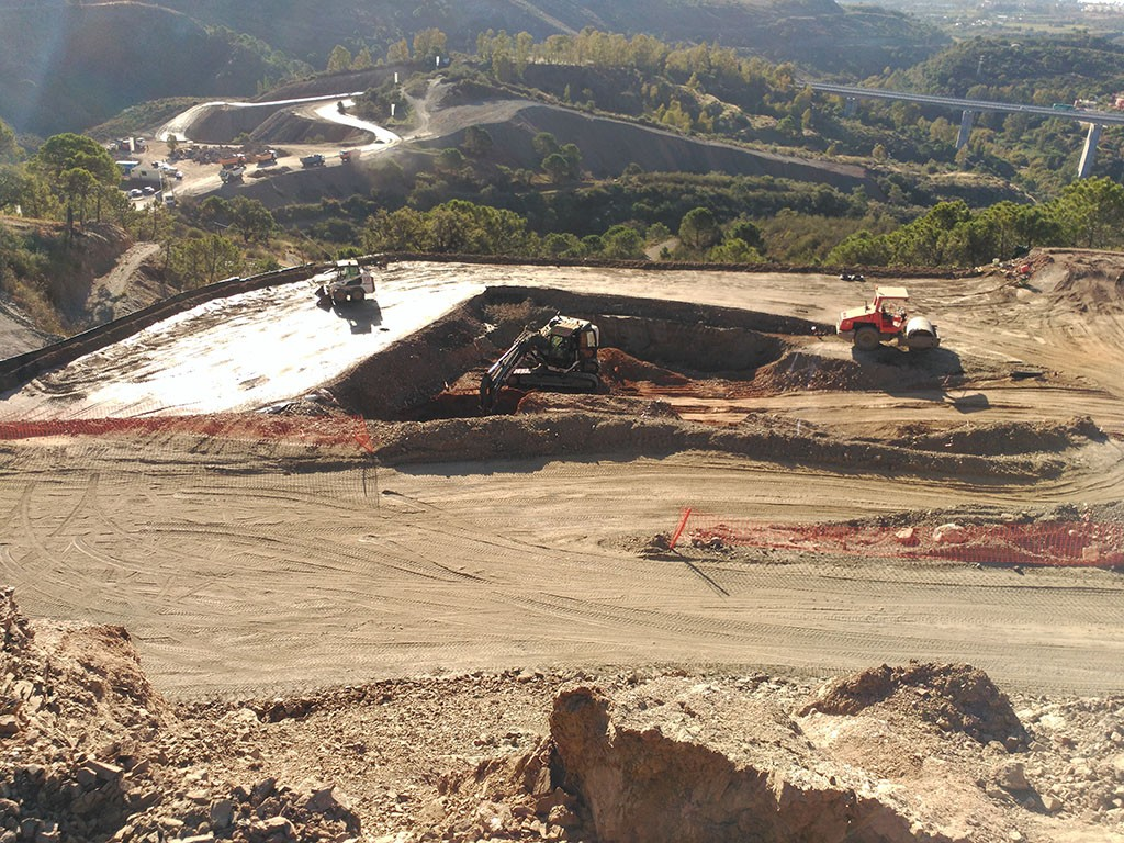 Marbella Club Hills Progress pt400001