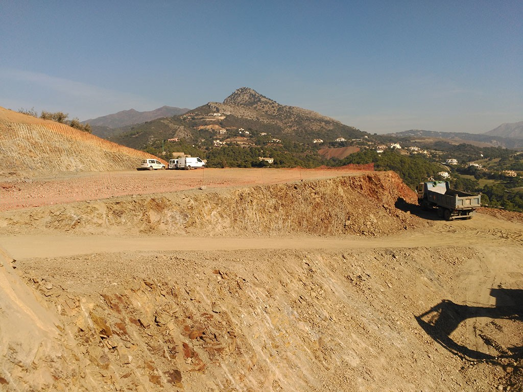 Marbella Club Hills Progress pt400004