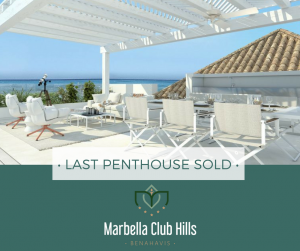 penthouse marbella club hills