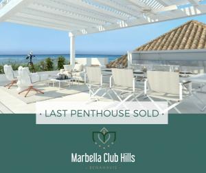 penthouse marbella club hills