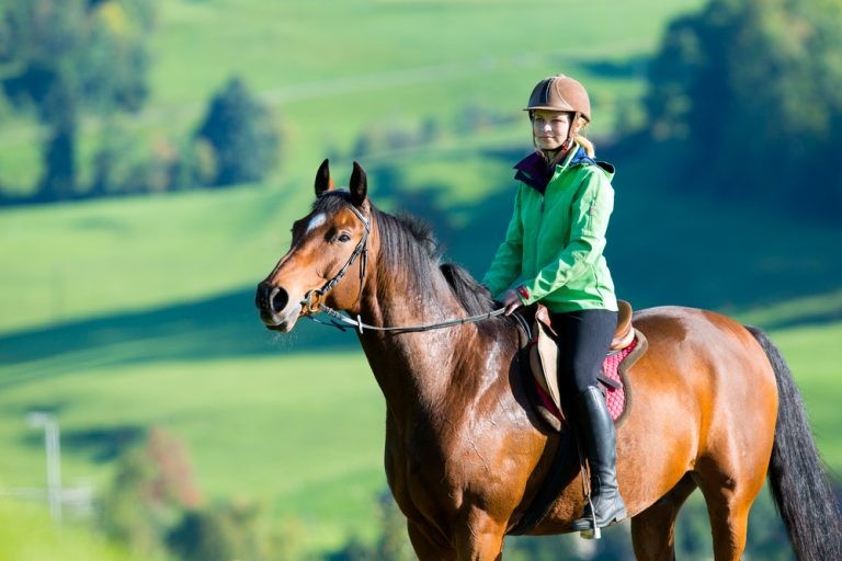 horse rider equestrian lifestyle benahavís