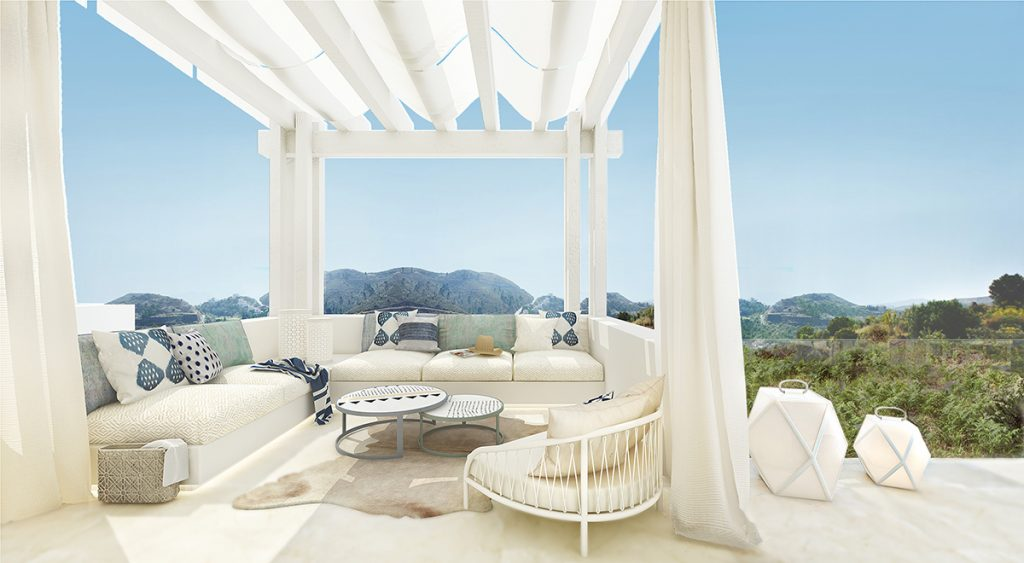 Marbella Club Hills Terrace 1