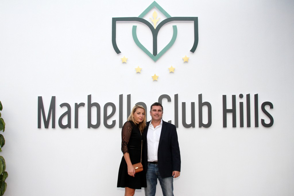 Marbella Club Hills Sales Office Opening