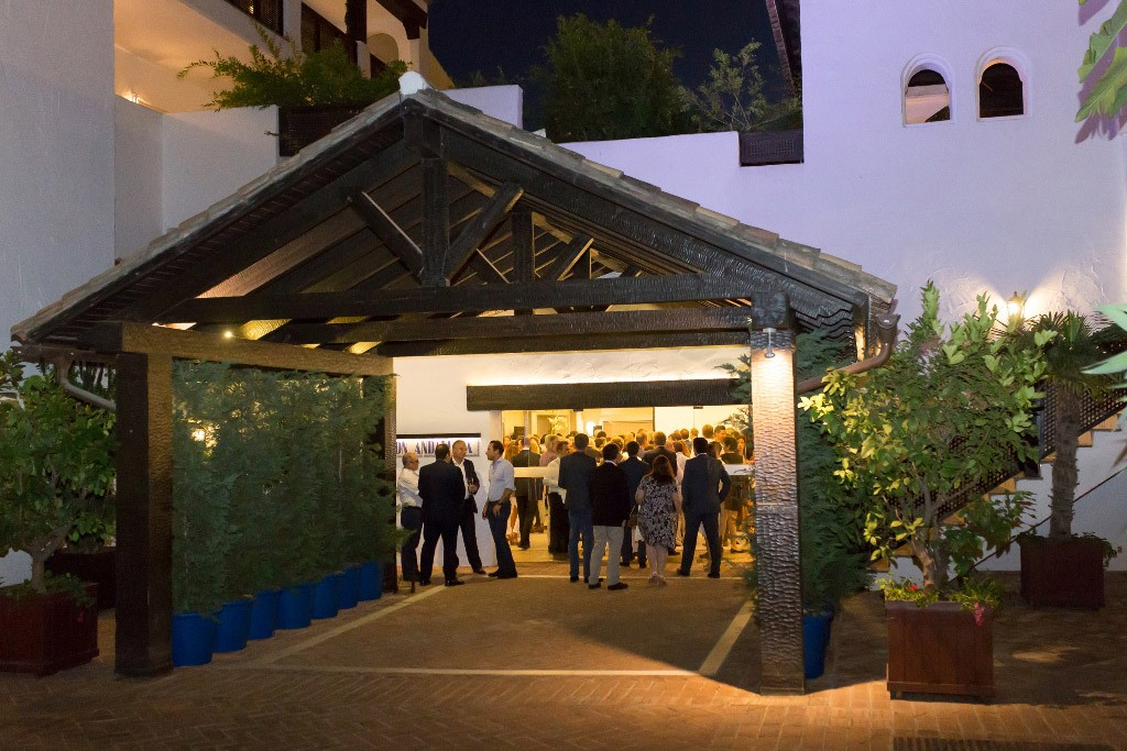 Marbella Club Hills Launch Party