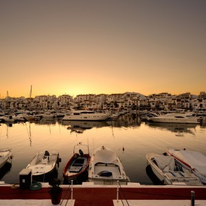 Boats Yachts Puerto Banus Marbella Club Hills