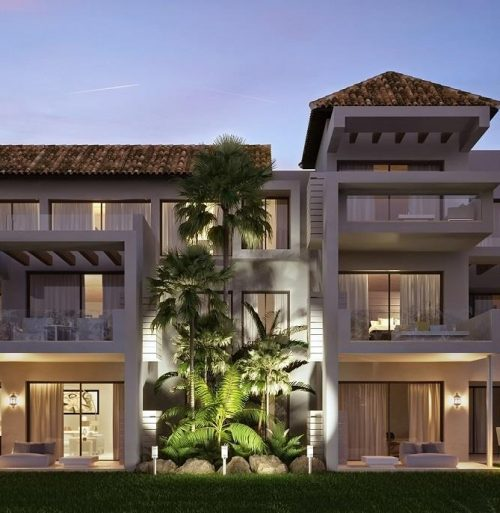 Marbella Club Hills is a luxury development