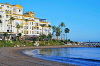 Marbella perfect location