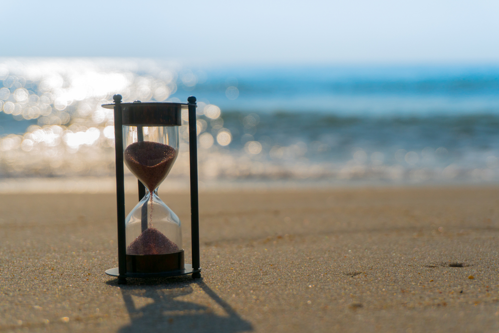 sea, beach, mediterranean climate, clepsydra
