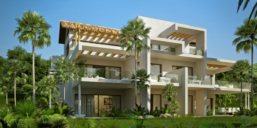 Marbella Club Hills - 3 Bedrooms Blocks - Perspective 1