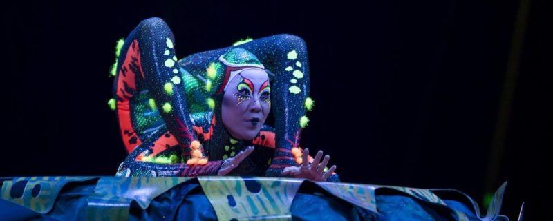 Cirque du Soleil Málaga Spain
