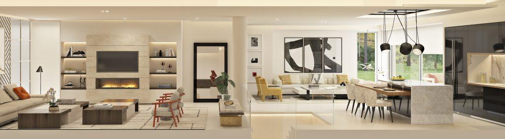 Marbella Club Hills show flat salon