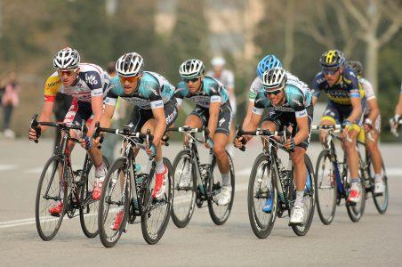 Vuelta a España, Team Sky cyclists
