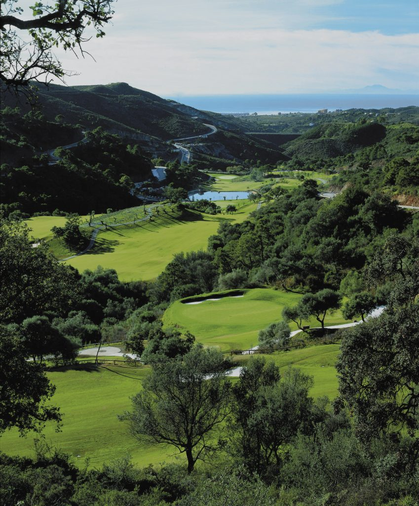 Marbella Club Golf, Benahavís, Biophilic Design