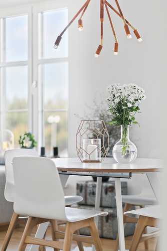 Danish hygge interior design