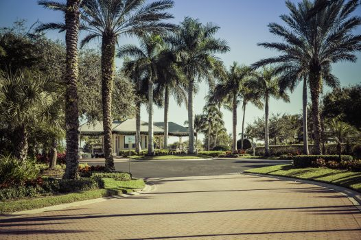 Gated community in US Marbella Club Hills