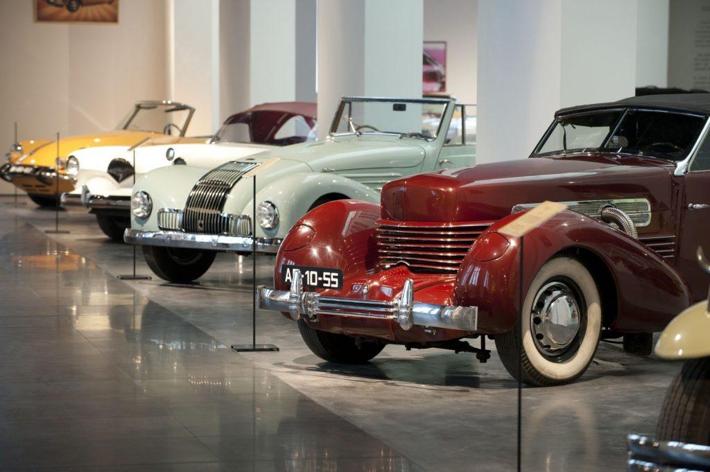 Car museum malaga