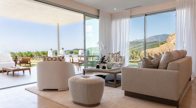 Marbella Club Hills show flat presentation