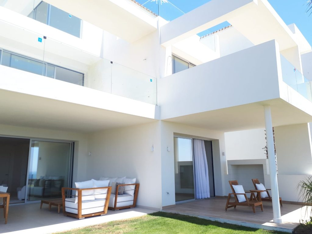Slow living on the terrace marbella club hills