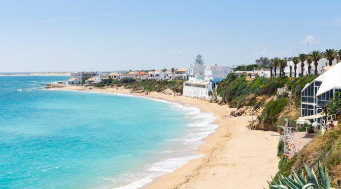 Beach Cadiz beach
