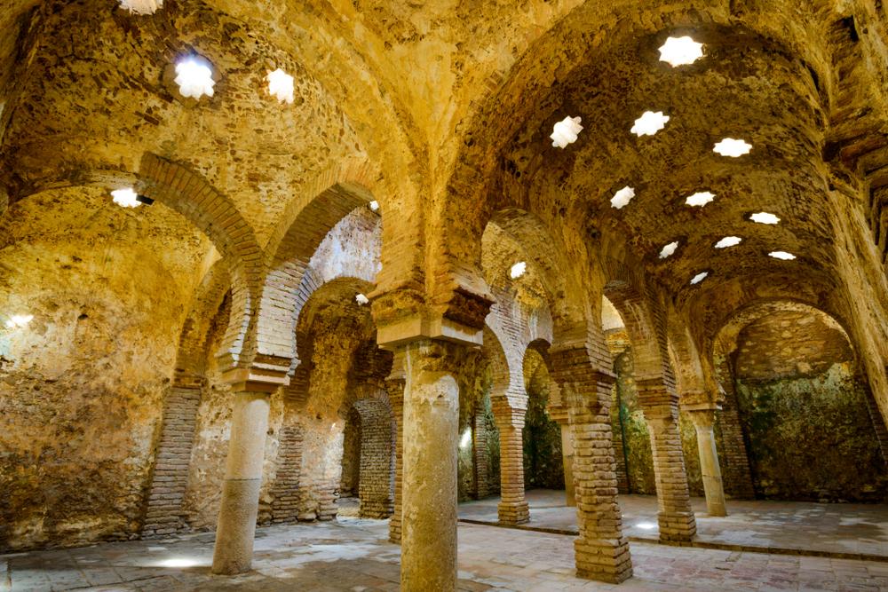 Andalusia Ronda Arab baths
