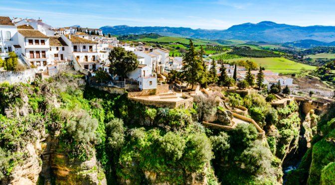 Andalusia Ronda Nature landscape